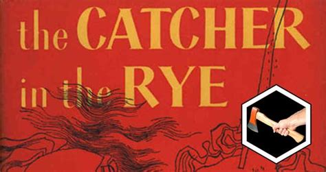 tracking theme catcher in the rye culling the classics the catcher in the rye litreactor