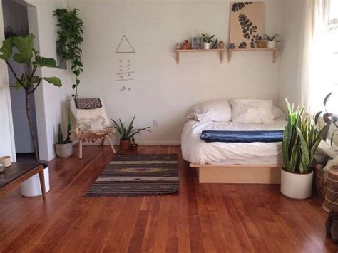 bedroom plant aesthetic bedroom green pretty nature simple cute