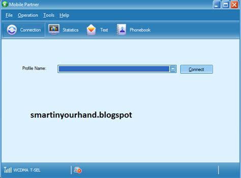 cara menggunakan aplikasi tweakware pada kartu telkomsel cara install dan setting modem o2 pada kartu telkomsel xl