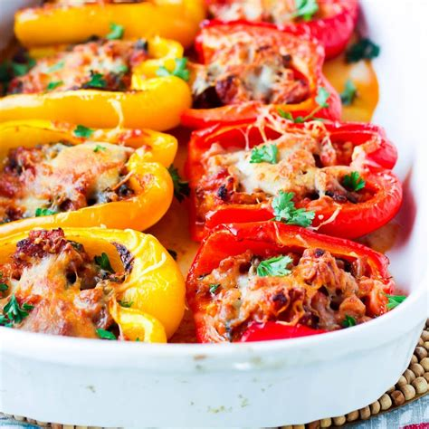Detox Stuffed Peppers by How To Detox The Right Way Hungry Hobby