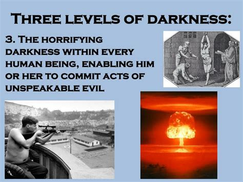 themes of evil in heart of darkness ppt heart of darkness joseph conrad 1902 powerpoint