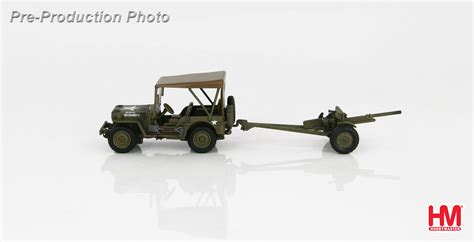 cbr 15or 100 jeep gun hg4213 hobbymaster willys jeep with