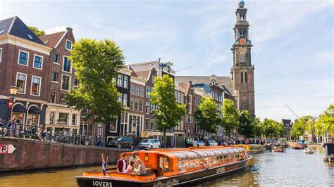canal boat gps city canal cruise amsterdam netherlands getyourguide