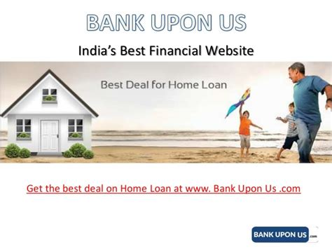compare home loan interest rates apply bank upon us