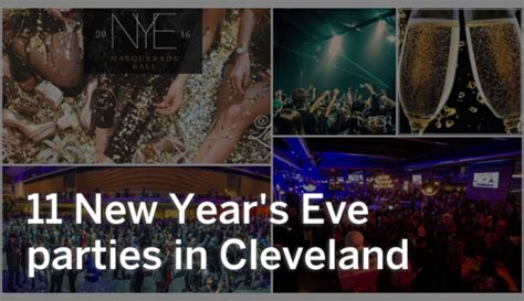 new year cleveland 11 new year s to get you turnt in cleveland