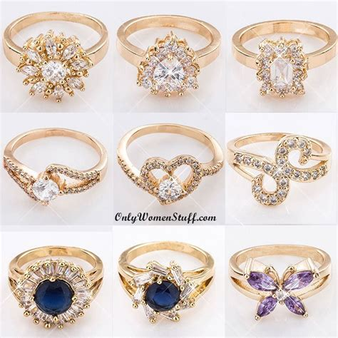 Best Gold Ring Design by 1000 Beautiful Finger Rings Designs Ideas