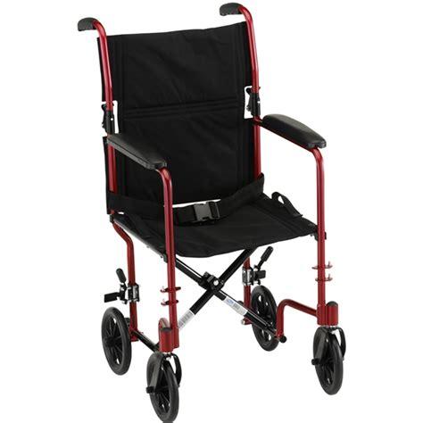 Transfer Chair lightweight transport chair transport wheelchairs