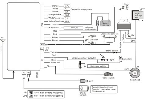 toyota alarm wiring diagram wiring diagram 2018