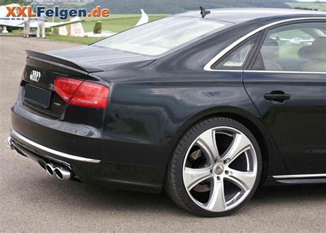 Audi A8 22 Zoll by Audi A8 Und 22 Zoll Alufelgen Hofele Reverso Ii