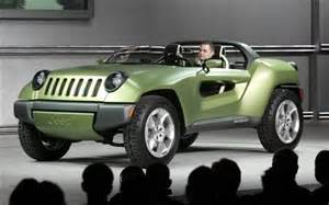 Souped Up Jeep Wrangler The Future For Roading Looks Electric Business The