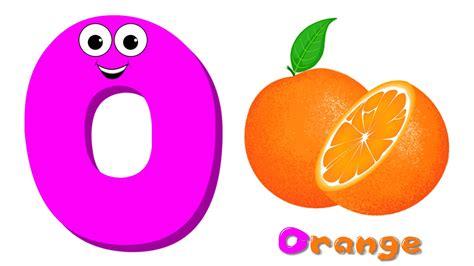 o fruiti phonics letter o song