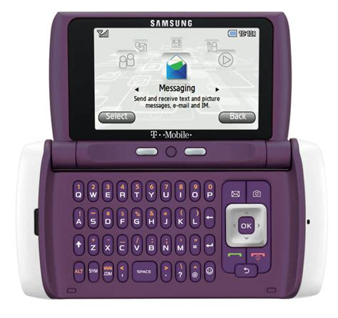 mobile phone news samsung and t mobile launch two new phones