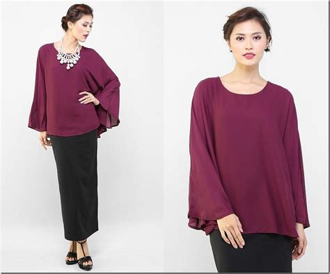 Baju Blouse Lq 17 Obin Blouse 17 best images about baju kurung ideas on sleeve eid and the
