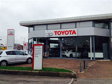 A1 Toyota Service About Us Burrows Sheffield
