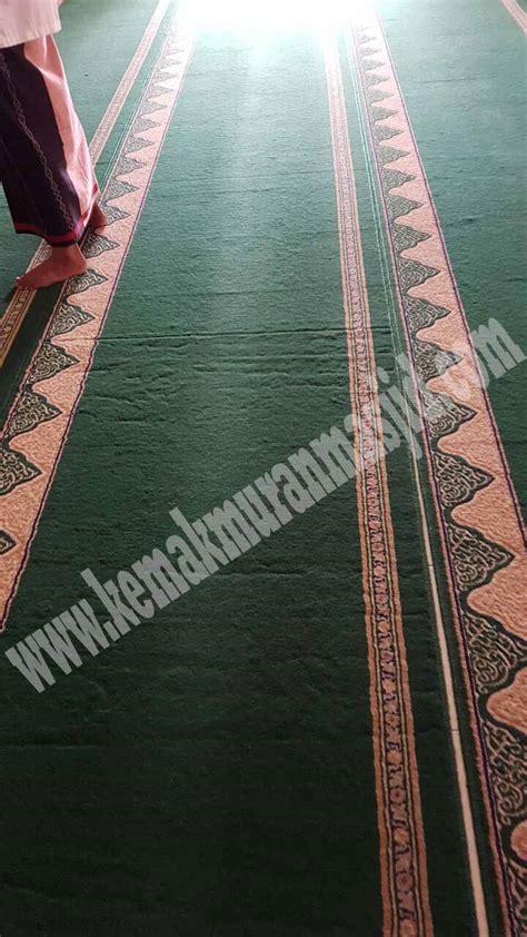 Karpet Karakter Di Pekanbaru jual karpet masjid di pekanbaru riau al husna pusat