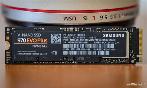 samsung 970 evo plus nvme ssd review 250gb 1tb