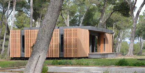 popup house france pop up house multipod studio archdaily