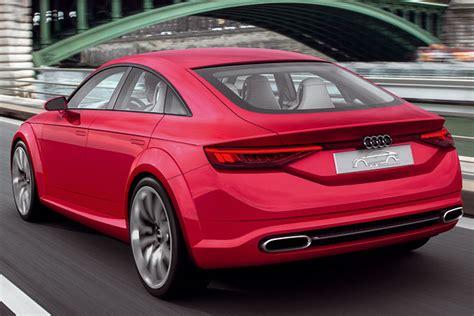 Wo Wird Der Audi Tt Gebaut by Audi Tt Sportback Concept Faszination Autos