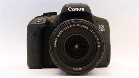 Kamera Canon Eos 750d canon eos 750d test der kompakten dslr audio foto bild