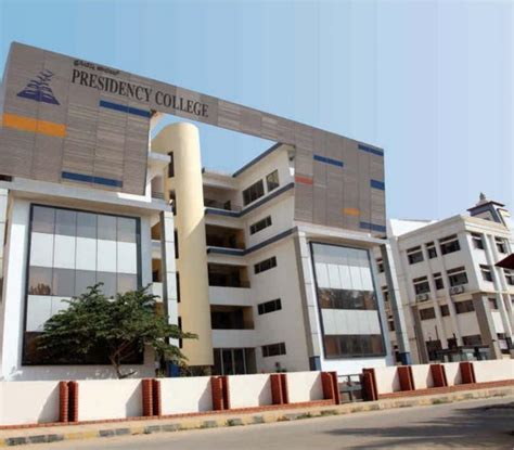 Presidency College Bangalore Mba Fees by Immigration And Education Engineering M B A