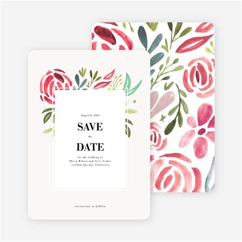 Save The Date Cards by Save The Date Cards Save The Date Invitations Paper