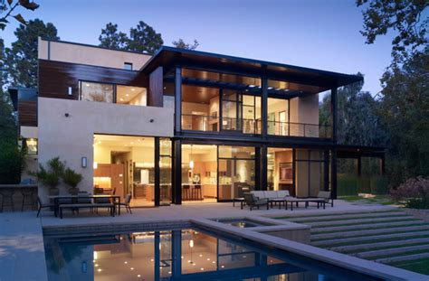 california contemporary homes california homes a house in the hills