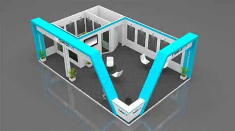 3d booth design tutorial proarch3d com free 3d models vray tutorials