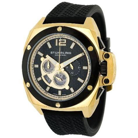 Expedition E6708 Gold Black Original stuhrling original s 223 332363 sportsman s expedition chronograph giovanna souza