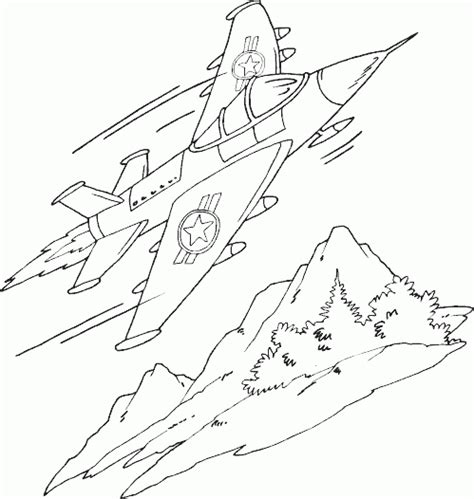 coloring pages jet jet fighter plane coloring pages