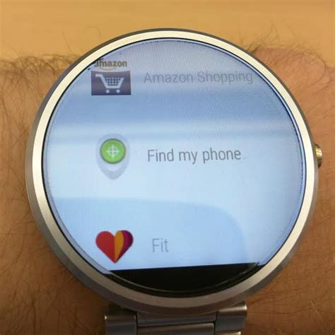 find my phone android app android device manager app gains android wear support with find my phone feature