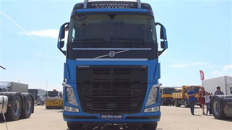 volvo fh   shift dual clutch performance edition tractor  exterior  interior youtube