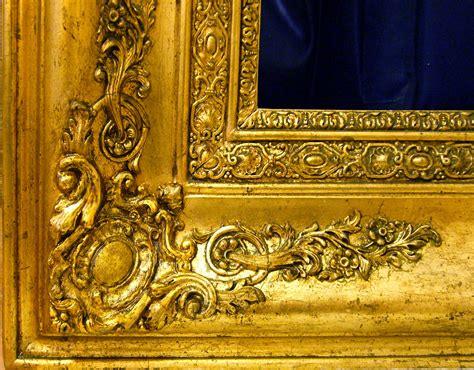 restauro cornici dorate restauro esempi
