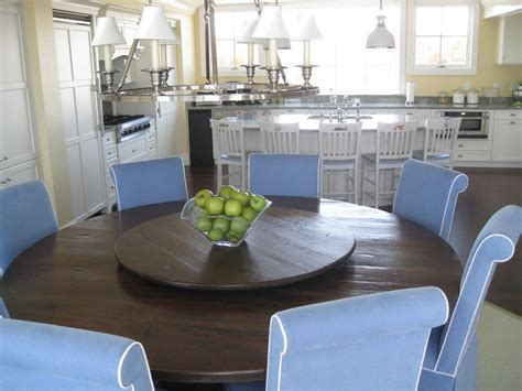 large dining room table with lazy susan table with lazy susan dining room contemporary with