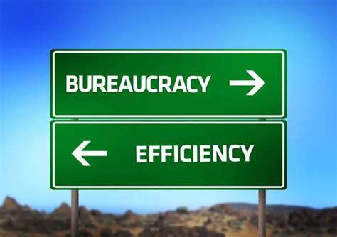 Bureaucracy by Bureaucracy Econ Ity