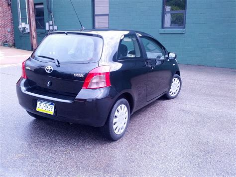 2008 Toyota Yaris Hatchback Picture Of 2008 Toyota Yaris Base 2dr Hatchback Exterior