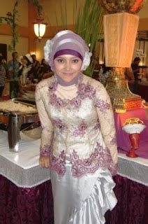 Kebaya Ka 06 salon vikka purple kebaya muslim yang unyu unyu