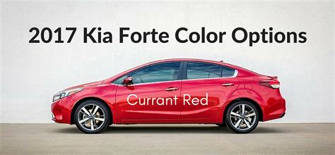 Kia Forte Colors 2017 Kia Cadenza Release Date And Features