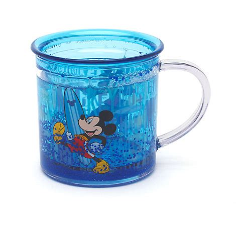 Piyama Cup Mickey mickey mouse waterfill cup