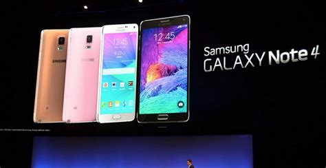 4 Samsung Galaxy Note Samsung Galaxy Note 4 Expected To Be Released Before Diwali In India