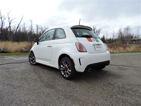 turbo fiat 500 2015 fiat 500 turbo review autoguide news