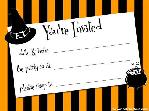design halloween party invitation card how to make halloween party invitations all invitations