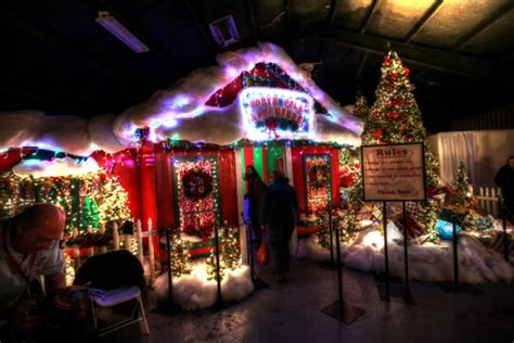 fairgrounds festival of lights 8 best light displays in york 2016