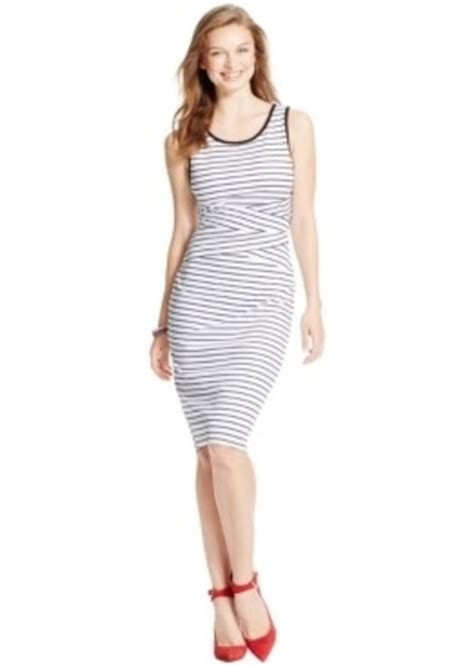 Xoxo Dress xoxo xoxo juniors striped bodycon sheath dress dresses