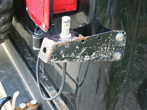 Jeep Tj Cb Antenna Mount Cb Radios In A Jeep Wrangler