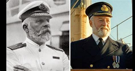 film titanic nyata 5 tokoh di film titanic yang jadi penumpang sungguhan saat