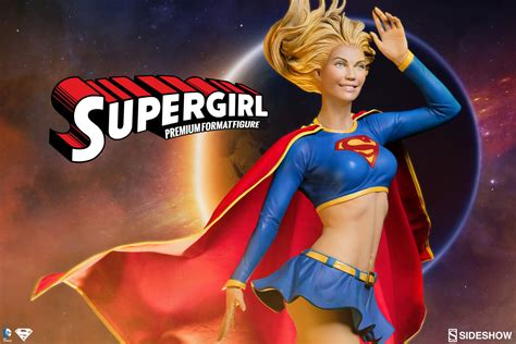Search Up In Look Up In The Sky It S Supergirl Sideshow Collectibles