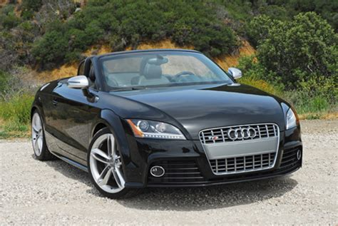 audi tts roadster review test drive