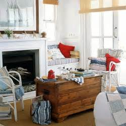 Nautical Living Room by Nautical Living Room Neutral Tones Housetohome Co Uk
