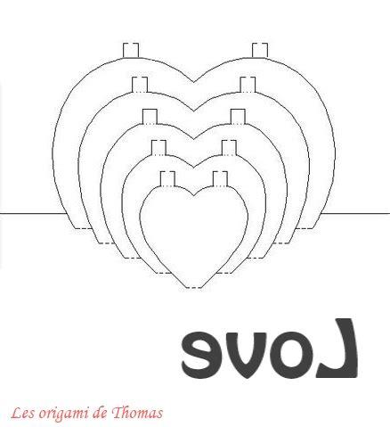 carte popup coeur diy f 234 te des m 232 res