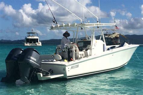 center console dive boats charlotte amalie boat rental sailo charlotte amalie vi
